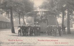 ++Camp De Beverloo.  Nouveau Cirque Attrayant.  Scan - Personen