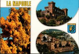 ! [06] 1994, Cpm  Mandelieu-la-Napoule, Frankreich, France - Other Municipalities