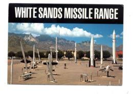 Carte  Missile Parc New Mexico - Autres