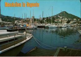 ! [06] 1982, Mandelieu-la-Napoule, Le Port, Yachts, Hafen, Ships, Harbour, Frankreich - Other Municipalities