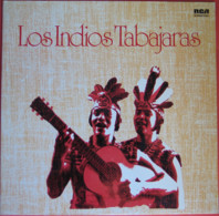 * 2LP *  LOS INDIOS TABAJARAS - SAME  (Germany 1975 EX!!) - World Music