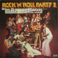 * LP * LES HUMPHRIES SINGERS - ROCK Ń'  ROLL PARTY 2 - Disco, Pop