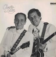 * LP * CHESTER & LESTER - CHET ATKINS & LES PAUL (USA 1976 EX!!!) - Country En Folk