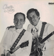 * LP * CHESTER & LESTER - CHET ATKINS & LES PAUL (USA 1976 EX!!!) - Country & Folk