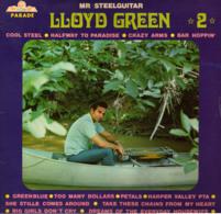 * LP *  LLOYD GREEN - MR STEELGUITAR Vol.2 - Country & Folk