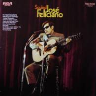 * LP *  JOSÉ FELICIANO - SOULED (Germany 1968) - Disco, Pop