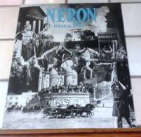 "Dossier De Presse Peplum ""Néron Tyran De Rome"" Primo Zeglio Gino Cervi Yvonne Sanson - Werbetrailer"