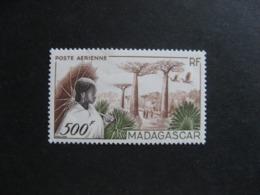 MADAGASCAR: TB PA N° 73, Neuf X. - Poste Aérienne