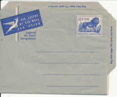South Africa Aerogramme Air Letter In Mint Condition 6d LION In Mint Condition - South Africa (...-1961)