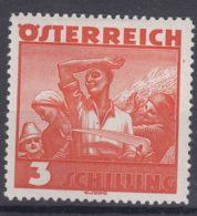 Austria 1934 Mi#586 Mint Hinged - Ungebraucht