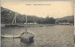 Ajaccio  Défense Mobile De La Corse - Ajaccio