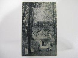Ancien Carte De Bas-oha La Ferme Du Chateau - Wanze