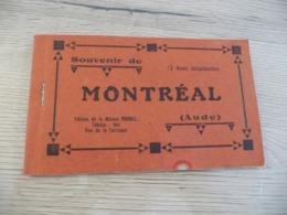 Carnet 11 Aude 12 CPA Montréal édition Prunel - Other Municipalities