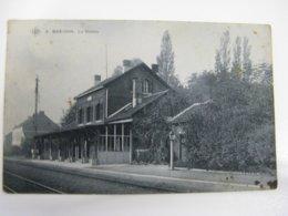 Ancien Carte De Bas-oha La Station - Wanze