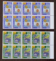Sri Lanka/Ceylon 2006; 10 Sets; Europa CEPT; MNH / Neuf** / Postfrisch!! Face Value €32; CV €150 !! - Sri Lanka (Ceylon) (1948-...)