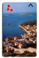 TK 13753 CROATIA - 4CROF... MINT ! - Kroatien