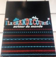 """Dossier De Presse """"La Grande Course Autour Du Monde"""" Blake Edwards Tony Curtis Jack Lemmon Natalie Wood Peter Falk - Pubblicitari"""