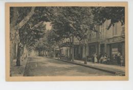 LES ARCS SUR ARGENS - Boulevard Gambetta - Les Arcs