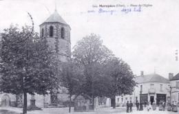 18 - Cher -  MOROGUES - Place De L Eglise - Autres Communes
