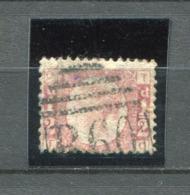 Great Britain Nr.36 Platte:11     (T-O)      O  Used      (1219) - Oblitérés