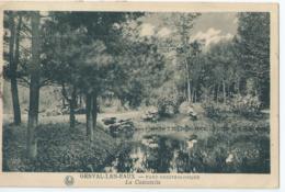 Genval-Les-Eaux - Parc Ornithologique - La Cascatelle - PHOB - 1922 - Rixensart