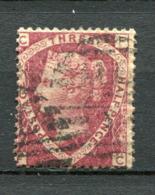 Great Britain Nr.37 Platte:3     (F-C)      O  Used      (1224) - Oblitérés