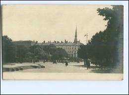 U8747/ Riga  Brivibad Boulevard Lettland AK 1924 - Lettonie