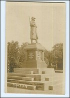 U8738/ Riga  Denkmal  Foto AK 1918 Lettland  - Lettonia