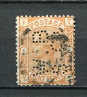 Great Britain Nr.45 Platte:1     (T-I)      O  Used      (1229) - 1840-1901 (Viktoria)