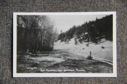 MONTANA - Belt Mountains Near Lewistown - Etats-Unis