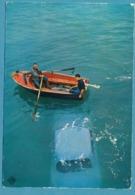 ILE DE NOIRMOUTIER - Voiture Sous L'eau Sur Le Gois, Le Bateau De Sauvetage - Ile De Noirmoutier