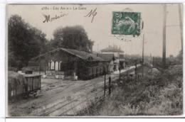 83- LES  ARCS  -LA  GARE  N2782 - Les Arcs