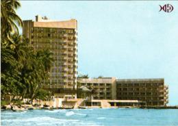 !  CPM, Moderne Ansichtskarte, Gabun, Gabon, Libreville, Hotel, 1981, Afrika, Africa - Gabun