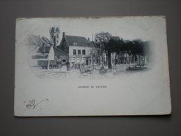 SLUIS 1905 - SOUVENIR DE L'ECLUSE - Sluis