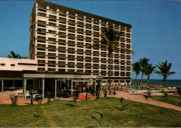 !  CPM, Moderne Ansichtskarte, Gabun, Gabon, Libreville, Hotel, Afrika, Africa - Gabun