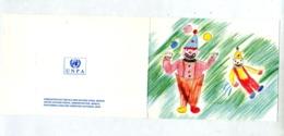 Carte De Voeux 1991 Geneve - Genf - Büro Der Vereinten Nationen