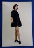 SOPHIA LOREN # Sexy Model-Portrait Im Minikleid # Großes Star-Photo, Ca. 12,5 X 19 Cm # [19-3207] - Fotos