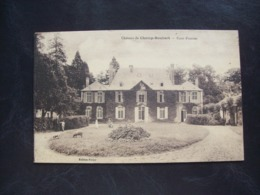 Carte Postale Ancienne De Champ-Goubert (Evrecy) - Cour D'entrée - Frankreich