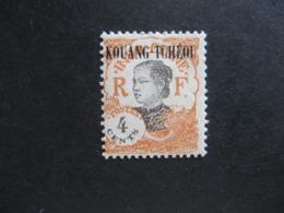 Kouang-Tchéou:  TB N°59, Neuf  X . - Unused Stamps
