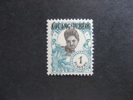 Kouang-Tchéou:  TB N°71, Neuf  X . - Unused Stamps
