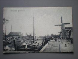 WILLEMSTAD - BINNENHAVEN 1910 - Niederlande