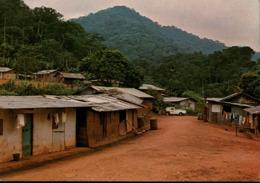 !  CPM, Moderne Ansichtskarte, Gabun, Gabon, Village De L'Estuaire, Afrika, Africa - Gabun