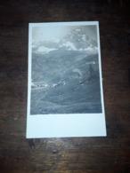 Cartolina Postale 1919, Monte Cervino, Hotel Mont Cervin - Aosta