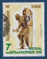 """Nle-Caledonie Aerien YT 336 (PA) """" Festival Des Arts """" 1996 Oblitéré - Luftpost"""