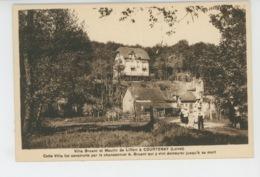 COURTENAY - Villa BRUANT Et Moulin De LIFFERT - Courtenay