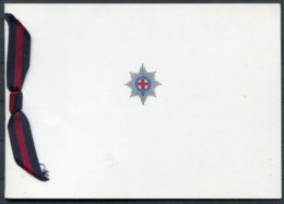 British Army Coldstream Guards Christmas Card - Documents