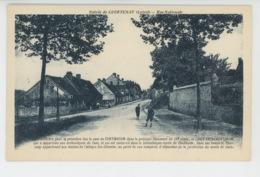 COURTENAY - Rue Nationale - Courtenay