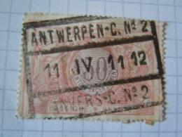 Tr    35   Obl     ANTWERPEN  C N2 - Chemins De Fer