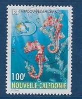 "Nle-Caledonie YT 740 "" Poissons "" 1997 Oblitéré - Neukaledonien"