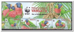 Vanuatu 2011, Postfris MNH, Birds - Vanuatu (1980-...)